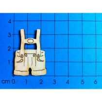 Lederhose ab 20 mm