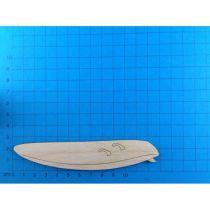 Surfbrett 30 mm - 120mm