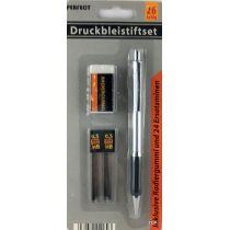 Druckbleistift Set 26-teilig Bleistift Feinminenstift
