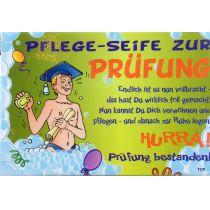 PFLEGE SEIFE ZUR PRÜFUNG Geschenk GAG Seife 100g