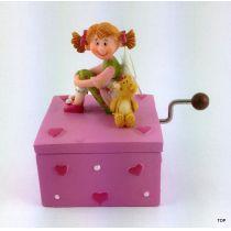 Spieluhr Kleine Fee bezaubernde Spieluhr von Herzen