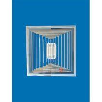 Spirale 12733 Edelstahl Quadrat 10,3 cm Hochglanz  Windspiel