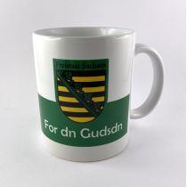 Tasse Kaffeetasse Gudsden Sachsen Kaffeetasse Becher