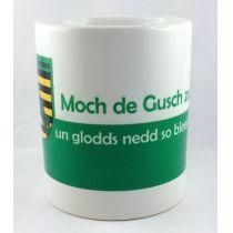 Tasse Moch de Gusch zu Kaffeetasse Sachsen Porzellan