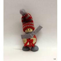 Winterkind Weihnachts-Wichtel zum Stellen und Hängen