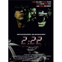 2:22 - Mediabook (incl. 3D-Version) (+ DVD) - Limitiert auf 222 Stück