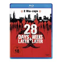 28 Days Later & 28 Weeks Later [2 BRs]