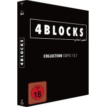 4 Blocks - Collection Staffel 1+2 [4 BRs]