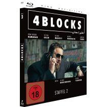 4 Blocks - Die komplette zweite Staffel [2 BRs]