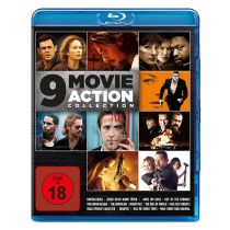 9 Movie Action Collection [3 BRs]