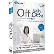Ability Office 10 Standard (Code in a Box)