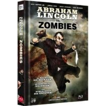 Abraham Lincoln vs. Zombies - Uncut [Limitierte Edition] (inkl. 2D-Version) (+ DVD) - Mediabook