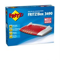 ADSL AVM Fritz!Box WLAN 3490 - Modem/Router/Switch/AP