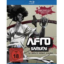 Afro Samurai - The Complete Murder Sessions [2 BRs] [Director´s Cut]