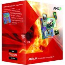 AMD A4-3400 | DualCore (2x2.70GHz) | S: FM1