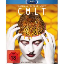 American Horror Story - Season 7 - Cult [3 BRs]