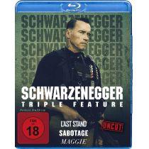 Arnold Schwarzenegger - Triple Feature [3 BRs]