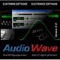 AudioWave 2.0 - Audio-Signalgenerator
