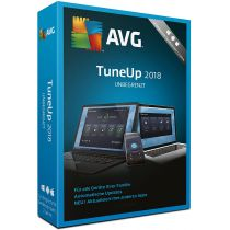 AVG TuneUp unbegrenzt 2018 (PC+MAC)