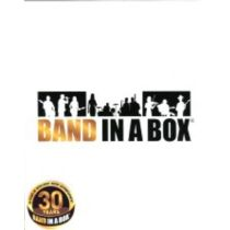 Band-in-a-Box 2018 MegaPAK PC, dt.