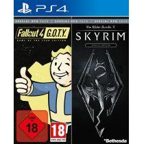 Bethesda Special RPG Pack (The Elder Scrolls V: Skyrim Special Edition + Fallout 4 GOTY)