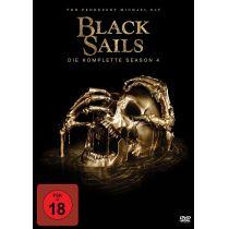 Black Sails - Season 4 [4 DVDs]