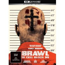 Brawl in Cell Block 99 (Uncut) - 2-Disc Limited Collector's Mediabook (4K Ultra HD) (+ Blu-ray)