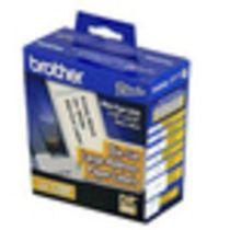 BROTHER DK11208 Adress etikettenrolle fuer QL550 QL500 400St/roll 38x90