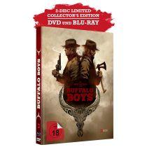 Buffalo Boys (uncut) - Limited Collector's Edition Mediabook (Blu-ray + DVD)