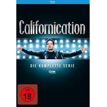 Californication - Die komplette Serie (Season 1-7) [16 BRs]