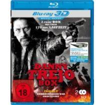 Danny Trejo Box [2 BR 3Ds]