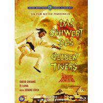 Das Schwert des gelben Tigers - Uncut [Limitierte Edition] (+ DVD) - Mediabook