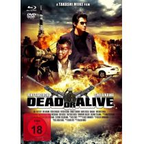 Dead or Alive [Spezial Edition] (+ Blu-ray) - Mediabook