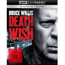 Death Wish (4K Ultra HD) (+ Blu-ray)