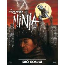 Die 1000 Augen der Ninja [Limitierte Collector´s Edition] (+ DVD) - Mediabook