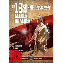 Die 13 Söhne des gelben Drachen (+ DVD) [Limitierte Collector´s Edition]