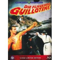 Die fliegende Guillotine - Uncut /Mediabook (+ 2 DVDs) [Limitierte Edition]