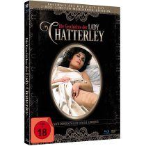Die Geschichte der Lady Chatterly - Limited Mediabook-Edition (Blu-ray+DVD plus Booklet/HD neu abgetastet)