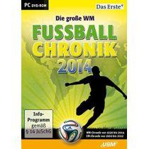 Die große WM Fußballchronik 2014