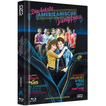 Die letzte amerikanische Jungfrau [Limitierte Collector´s Edition] (+ DVD) - Mediabook