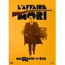 Die Rache bin ich - Uncut/Mediabook - Limitiert auf 222 Stück (+ DVD)