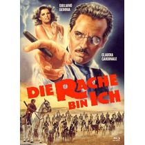 Die Rache bin ich - Uncut/Mediabook - Limitiert auf 333 Stück (+ DVD)