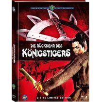 Die Rückkehr des Königstigers - Mediabook Cover A - Limited Edition (+ DVD)