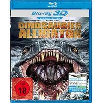 Dinosaurier Alligator [Special Edition] (inkl. 2D-Version)
