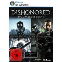 Dishonored - Dunwall City Trials & The Knife of Dunwall (Add-On) (Code in a Box)
