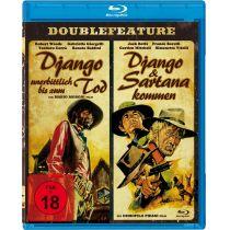 Django Doublefeature-Box Vol. 1 - Django unerbittlich bis zum Tod/Django und Sartana kommen