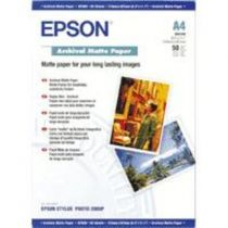 EPSON Archival Matte Papier/A4/50 Blatt/StyPh2000P/7000/Pro9000
