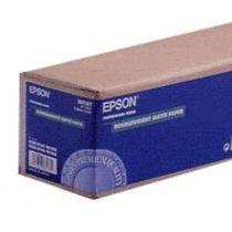 """EPSON Double Weight Matte Papier/ Rolle 112cm (44"""")x25m/180g/qm/Stylus Pro 9500"""