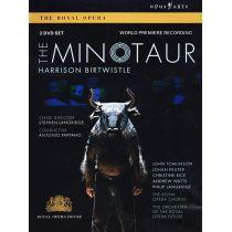 Harrison Birtwistle - The Minotaur [2 DVDs]