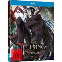 Hellsing - Ultimate OVA Vol.4 - Mediabook